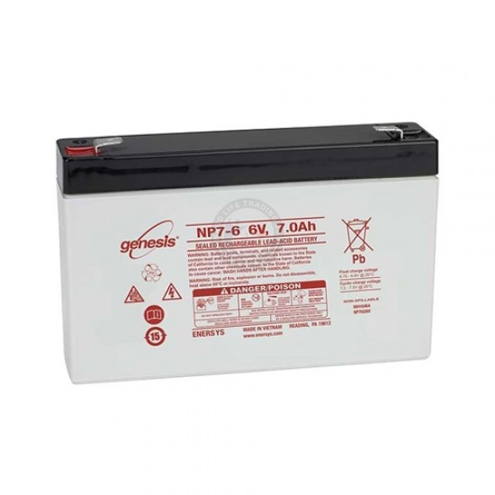 wg-306 Suction Pump Battery