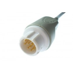 Philips Compatible Disposable Direct-Connect ECG Cable